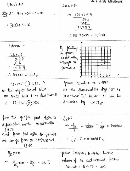 fifth grade common core math activities